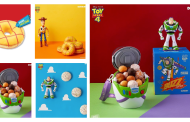 Toy Story Dunkin Donuts Take Breakfast To Infinity And Beyond