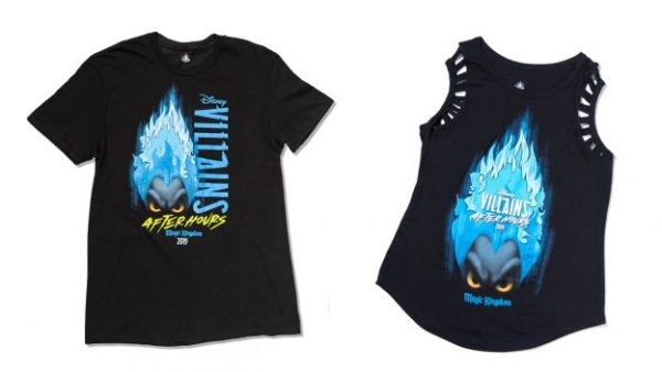 Take A Peak At The Disney Villains After Hours Merchandise 2