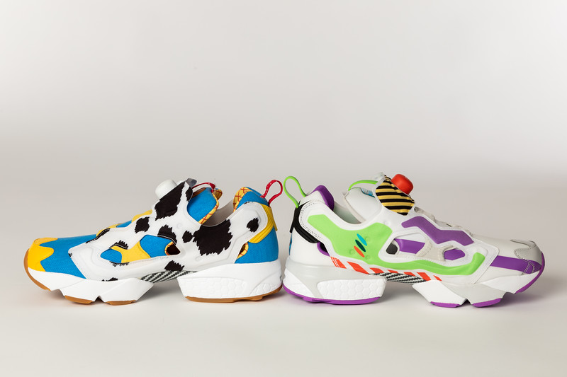 New Bait x Reebok Toy Story Shoes Coming This Fall 3