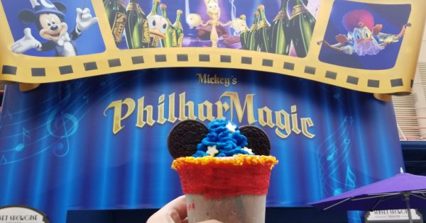 Magical Sorcerer Mickey Shake
