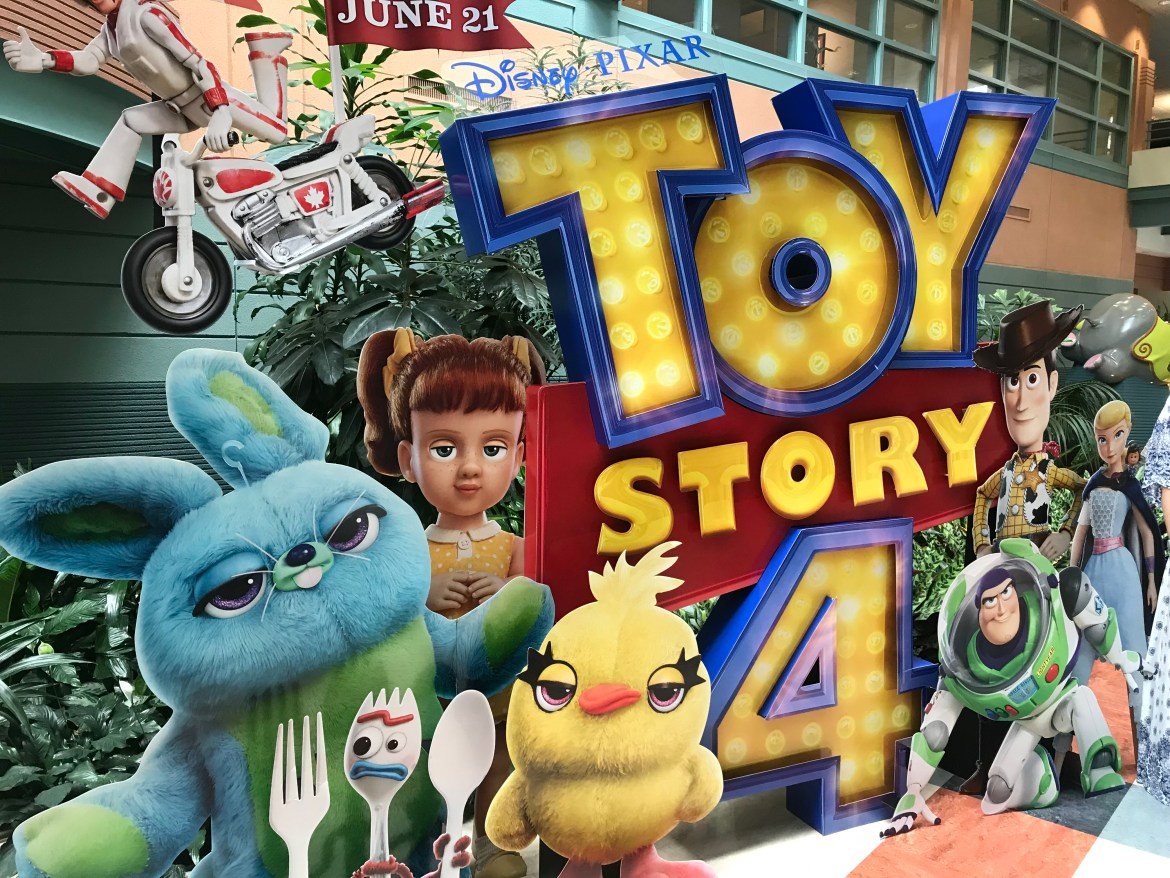 El Capitan Theatre Presents Disney∙PIXAR's TOY STORY 4 June 20-July 14