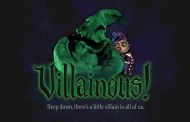 """Villainous!"" An All New ""World of Color"" Show is Coming to Oogie Boogie Bash"