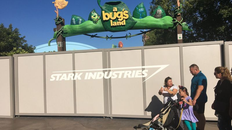Marvel Land Will Soon Open At Disneyland's California Adventure