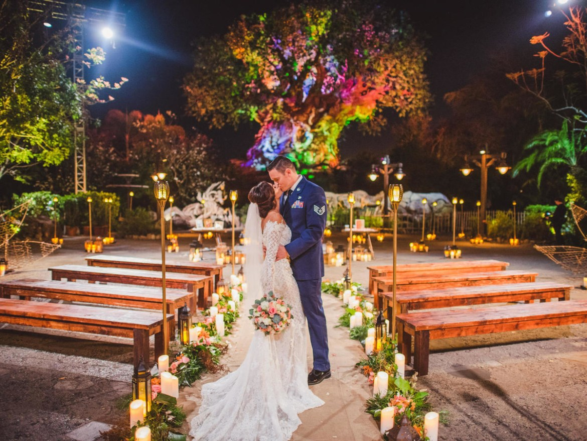 You Can Now Get Married In Front Of The Tree Of Life