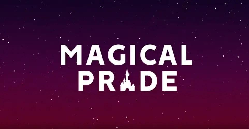 Magical Pride Video from Disneyland Paris!