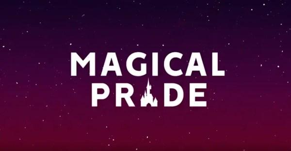 Magical Pride Video from Disneyland Paris! 1