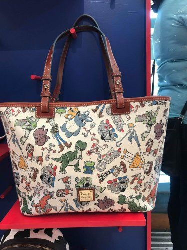 All New Toy Story 4 Dooney & Bourke Purses, Pandora Charms, Sneakers and More 3