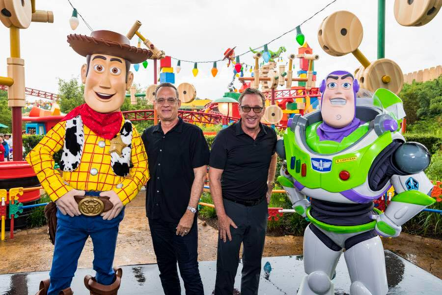 Toy Story Land Celebrates First Year Anniversary