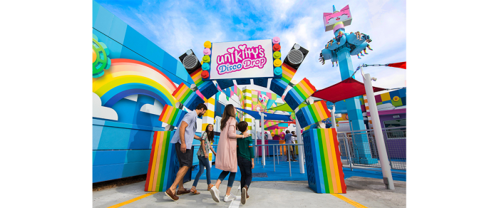 THE LEGO MOVIE DAYS at LEGOLAND Florida Resort Kicks Off July 13 With Four Weekends of Family Fun 2