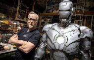 'Mythbusters' Adam Savage Builds Mark 2 Iron Man Flight Suit