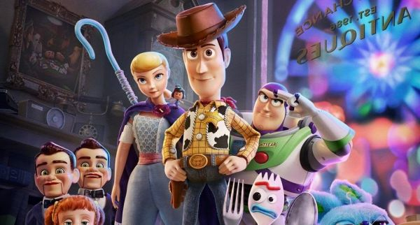 Toy Story 4 Projected to Make $140 Million or More During Opening Weekend at the Domestic Box Office 1