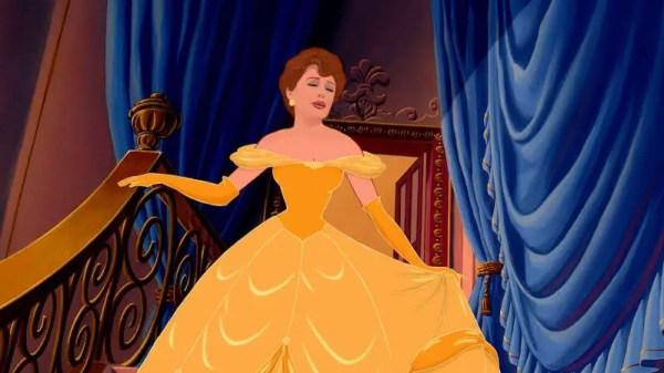 The Golden Girls Get Re-Imagined As Disney Princesses 6
