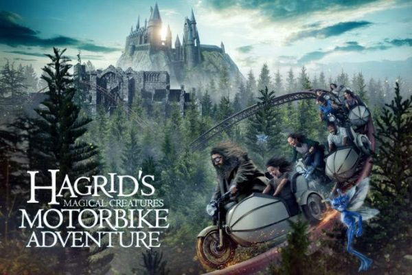 Universal Orlando Resort Changes Operating Hours For Hagrid's Magical Creatures Motorbike Adventure 2