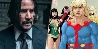Marvel Studios Seeking Keanu Reeves For Role in 'The Eternals' 1