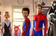 Spider-Man: Into the Spider-verse Now Streaming On Netflix