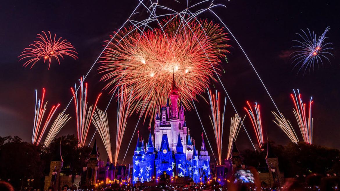 How You Can Celebrate the 4th of July at Walt Disney World