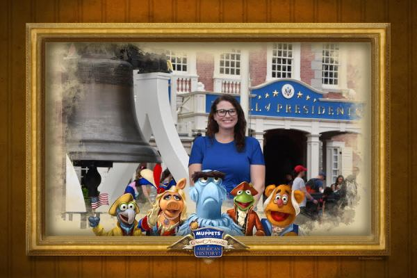 Celebrate the 4th of July with Unique Disney PhotoPass Opportunities at Magic Kingdom 5