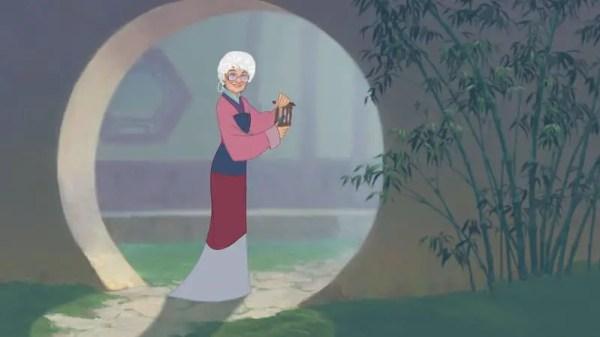 The Golden Girls Get Re-Imagined As Disney Princesses 9