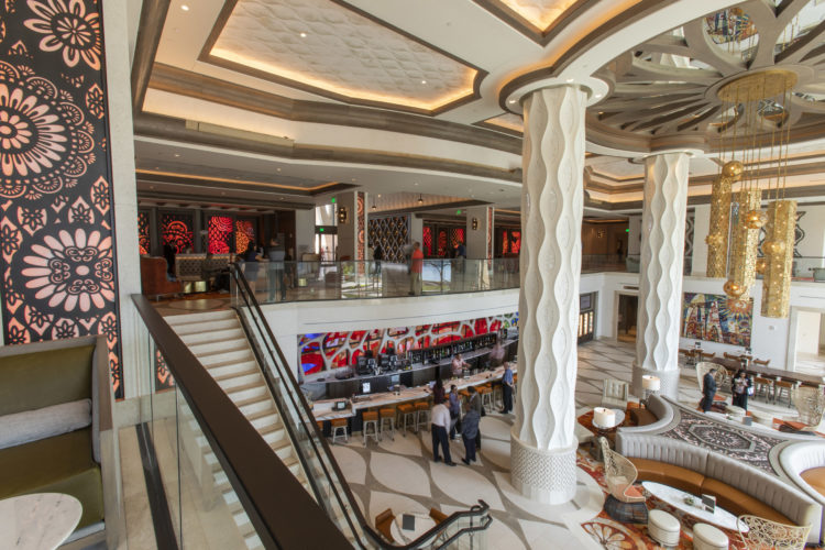 Disney's Coronado Springs Resort is transformed with new arrival experience, restaurants, amenities and modern flair