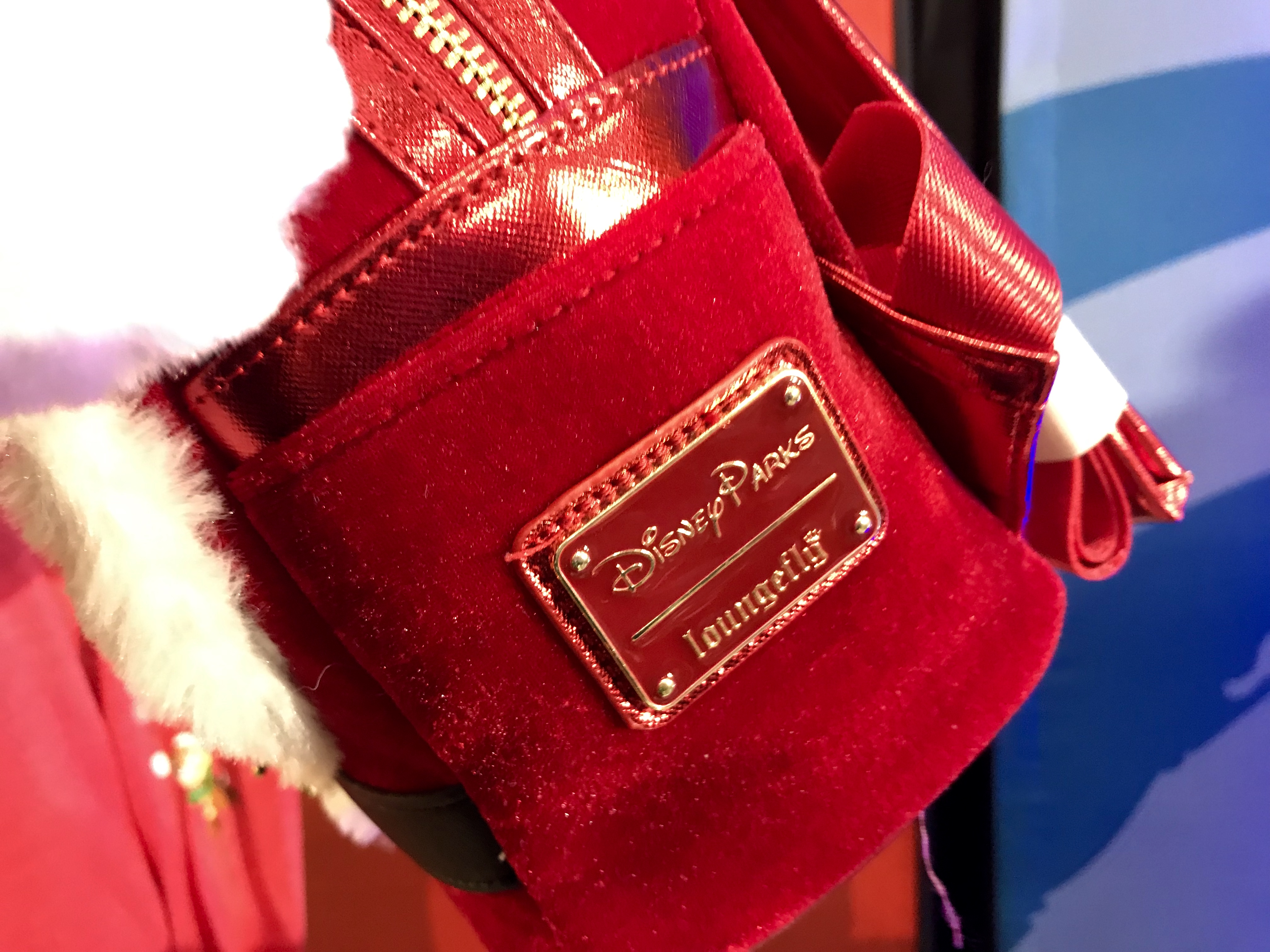 Festive New Disney Holiday Bags From Loungefly And More 7