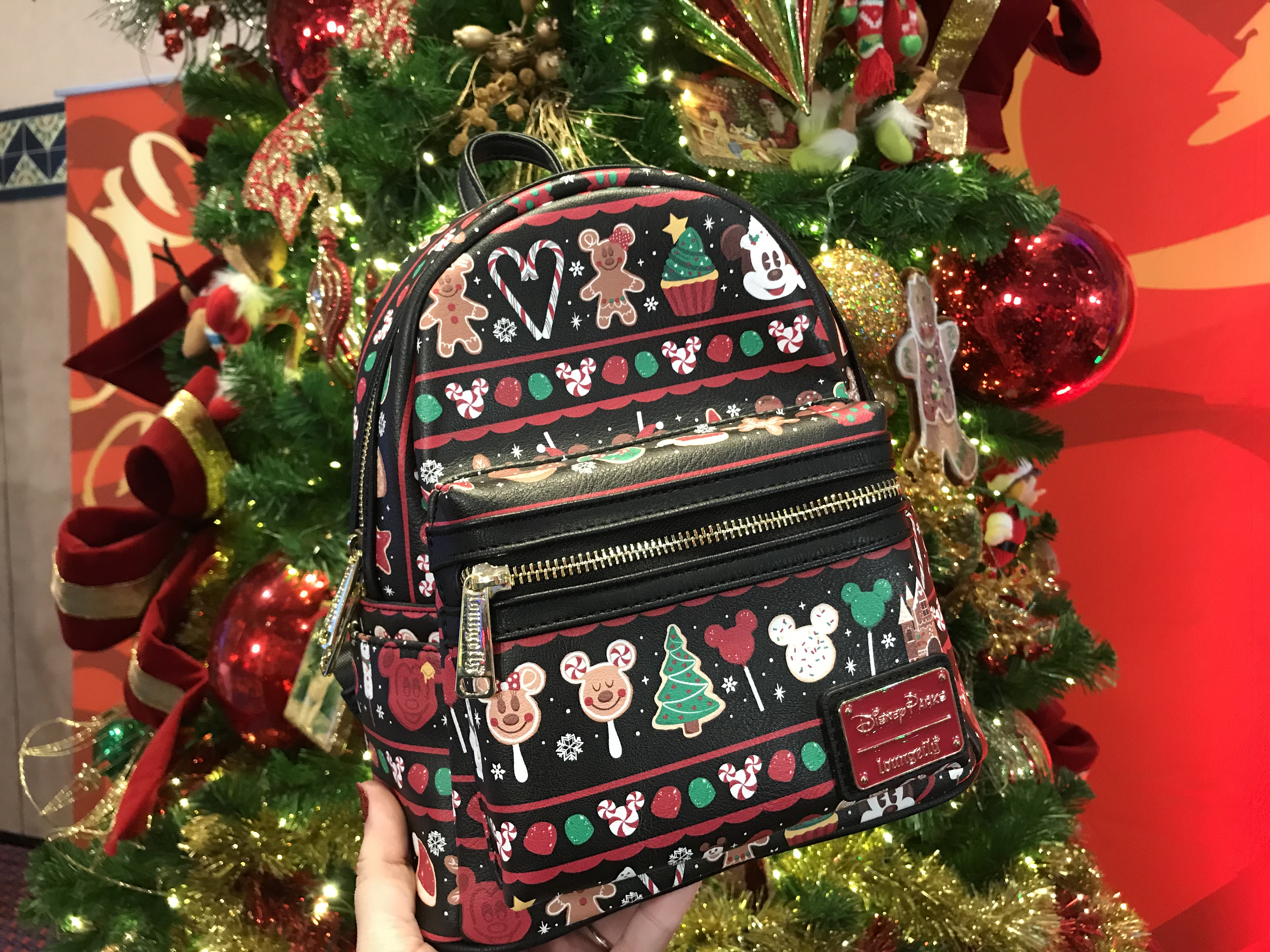 Fabulous Disney Holiday Merchandise Revealed At Disney's Christmas In July 7