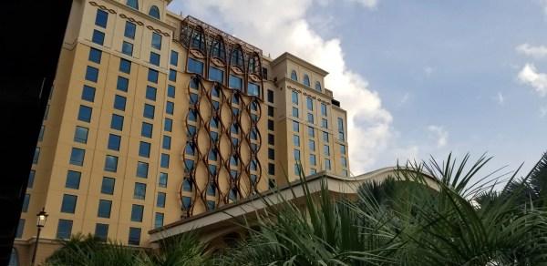 Gran Destino Tower at Disney's Coronado Springs Resort is NOW Open 1