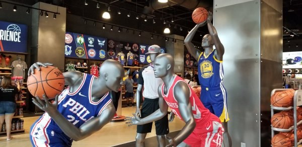 The NBA Experience Store Now Open in Disney Springs 8