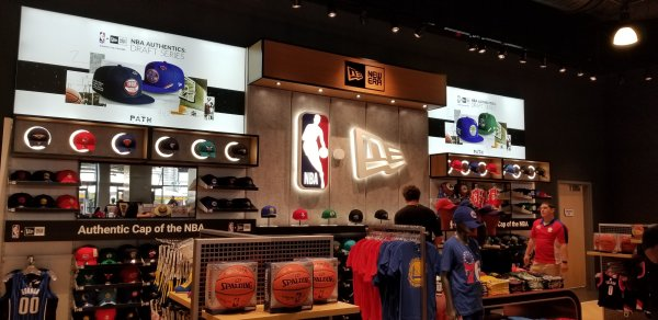 The NBA Experience Store Now Open in Disney Springs 2