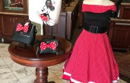 New Minnie Mouse Icon Dress Brings Out Sassy Summer Style