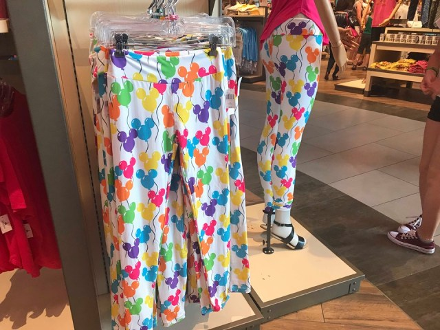 New Mickey Balloon Leggings Have Floated Away With Our Hearts 1