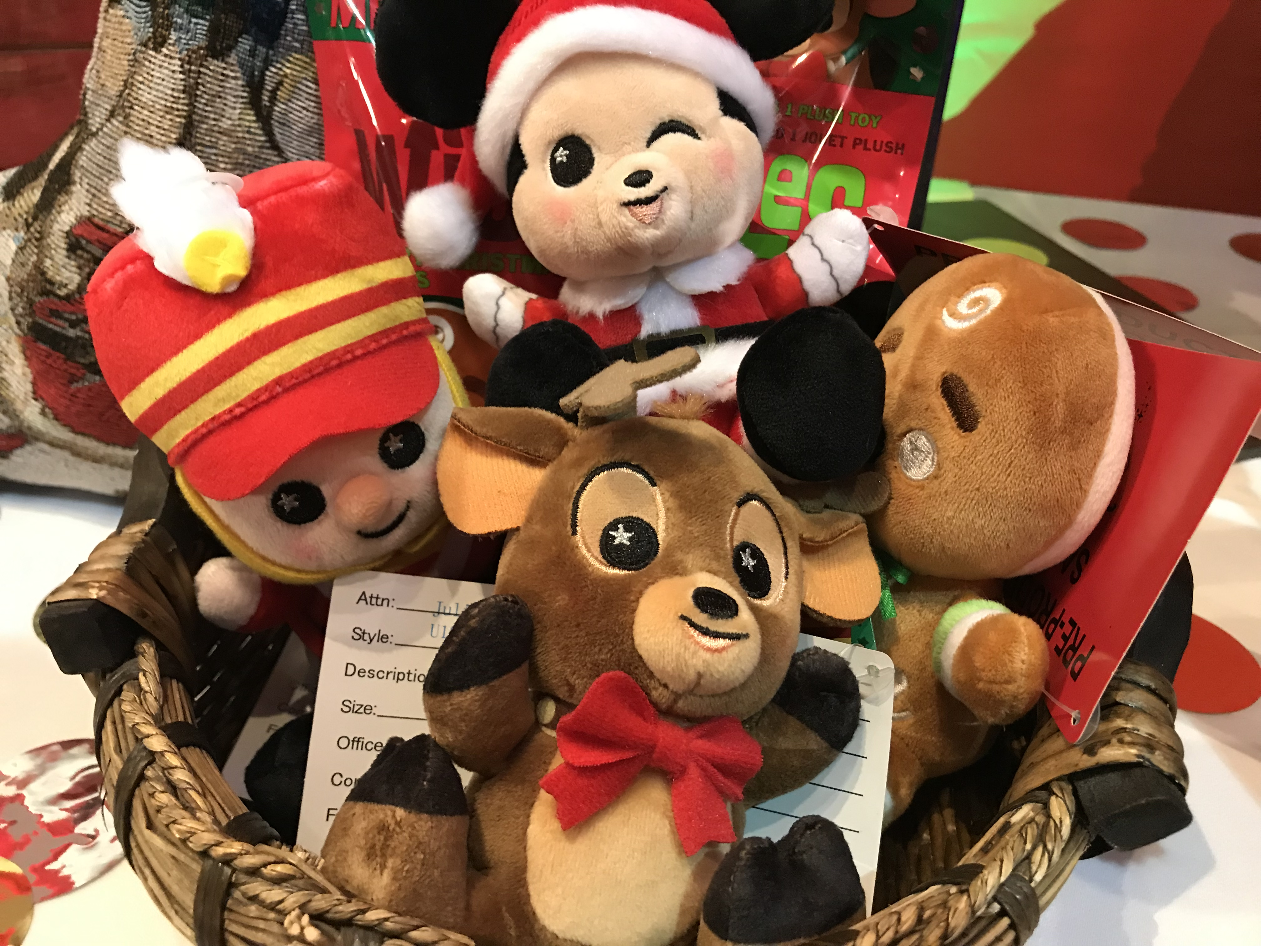 Fabulous Disney Holiday Merchandise Revealed At Disney's Christmas In July 15