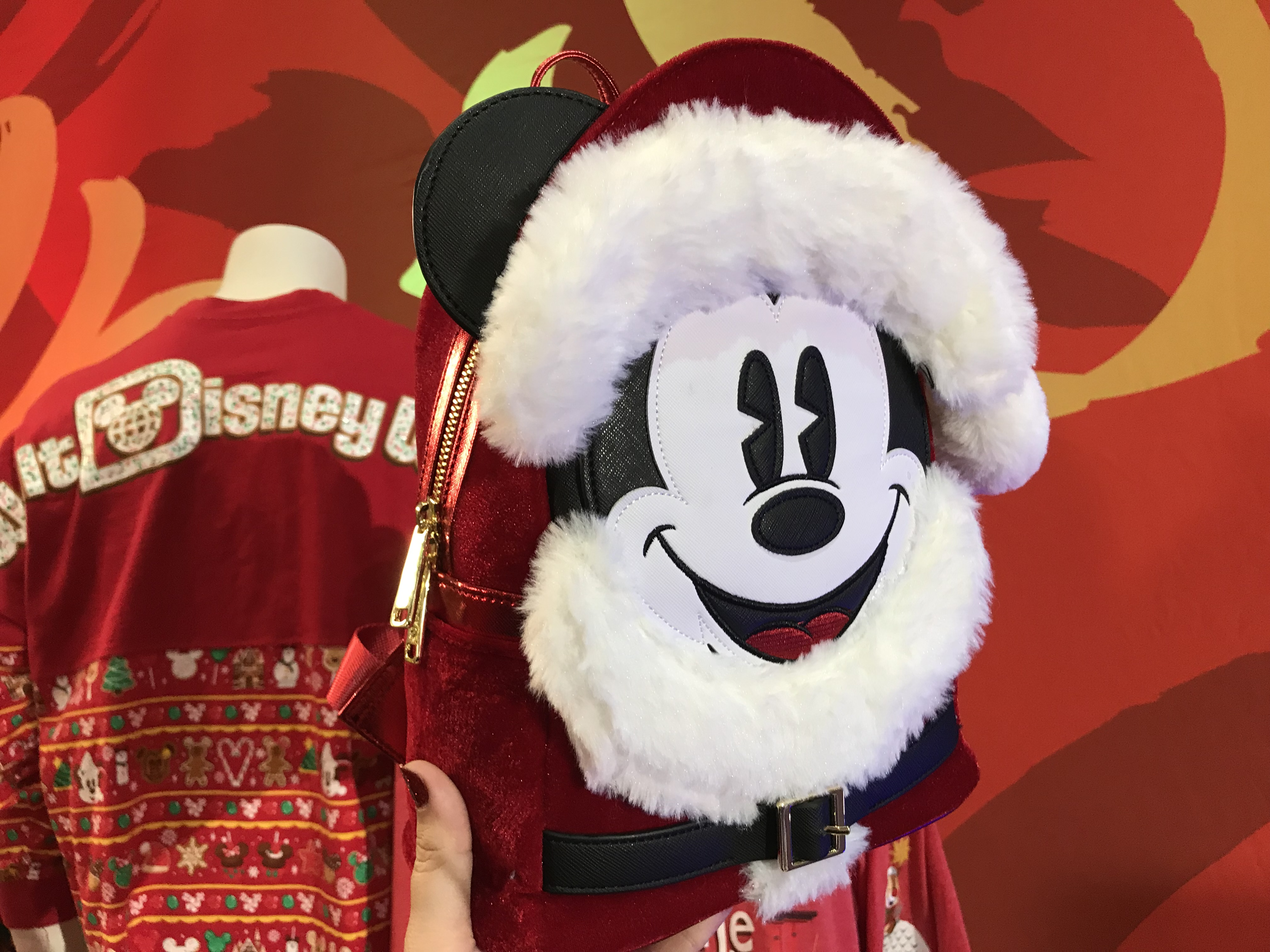 Fabulous Disney Holiday Merchandise Revealed At Disney's Christmas In July 6