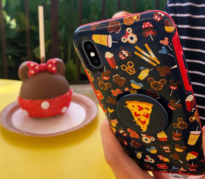 Disney Food Phone Case By OtterBox Is Deliciously Awesome