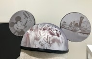 Steamboat Willie Mickey Ears By Renowned Artist Noah