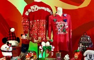 Fabulous Disney Holiday Merchandise Revealed At Disney's Christmas In July