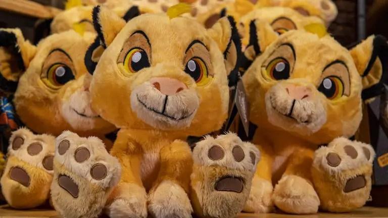 New Lion King Scavenger Hunt and Merchandise at Disney's Animal Kingdom