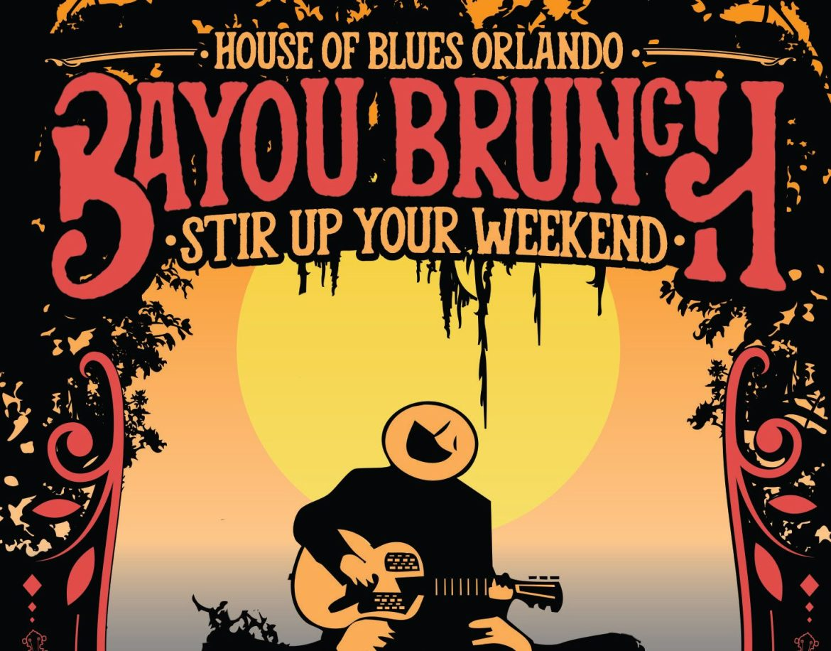 House of Blues Orlando's Bayou Brunch Transforms Traditional Brunch