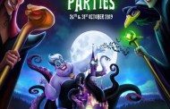 Halloween Parties at Disneyland Paris 2019!
