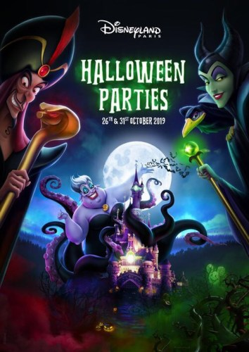 Halloween Parties at Disneyland Paris 2019! 1