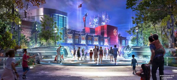 Close up look at the changes coming to the Disney Parks at the D23 Expo 3