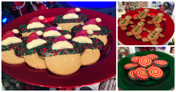 Holiday Cookie Stroll Returns To Epcot's Festival of The Holidays