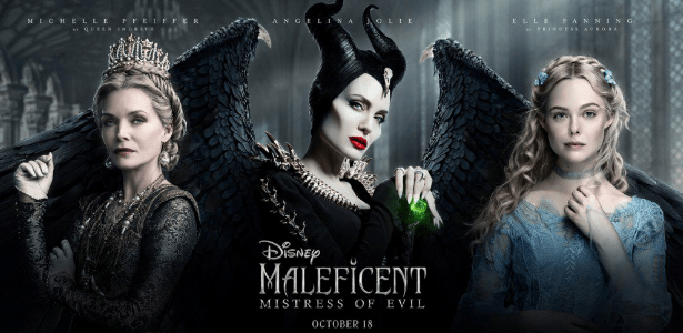 First Full Length Trailer for Maleficent: Mistress of Evil