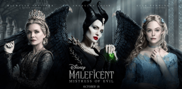 First Full Length Trailer for Maleficent: Mistress of Evil 1