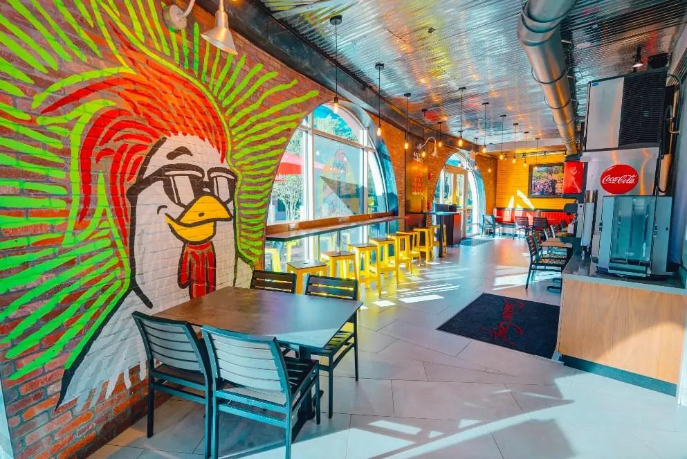 Chicken Guy! Disney Springs wins 2019 Shop! Gold Award