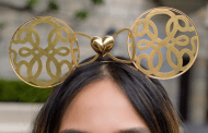 Alex and Ani Minnie Ears From The Disney Parks Designer Collection