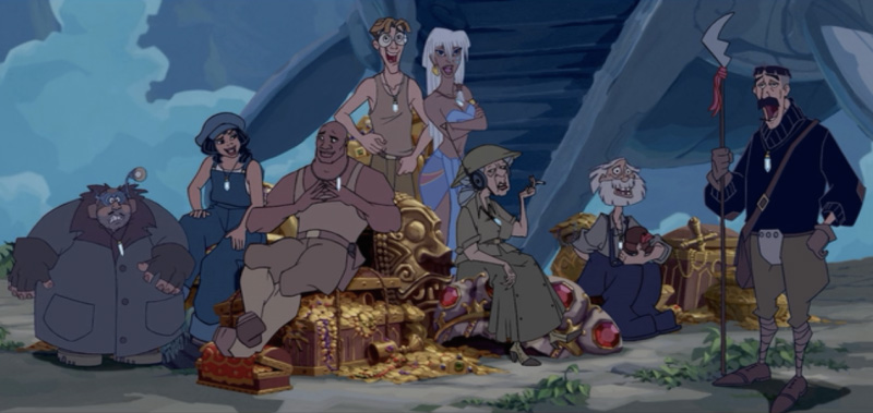"""Live-Action 'Atlantis' Reportedly """"In the Works"""" at Disney and Eyeing Tom Holland as Milo Thatch"""