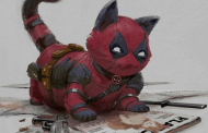 Artist Reimagines Marvel Superheroes as Cats!