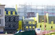 New construction photos of Remy's Ratatouille Adventure!