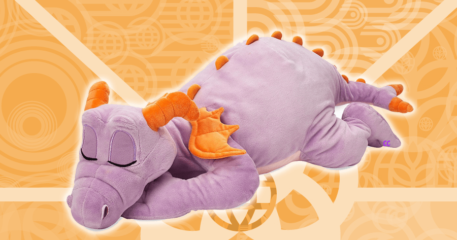 Figment Dream Friend Plush Is Cuter Than We Could Ever Imagine