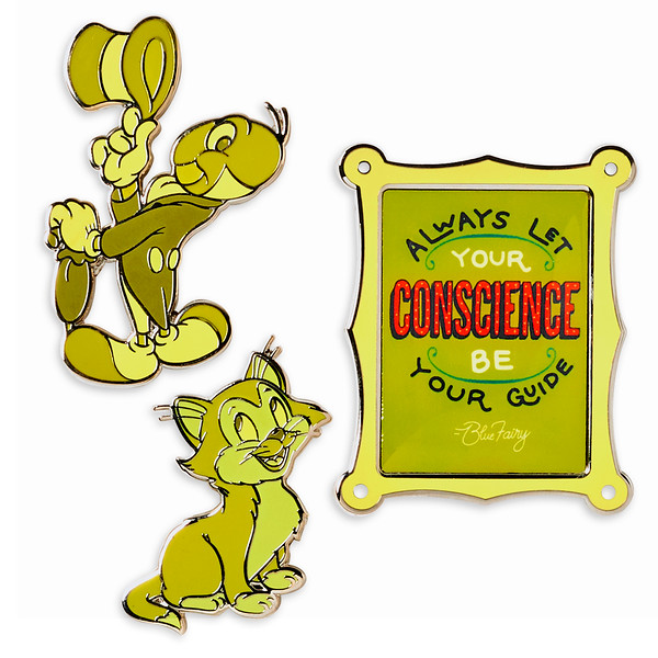Jiminy Cricket Disney Wisdom Collectible Series for July 4